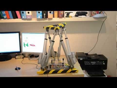 6 DoF Motion Simulator