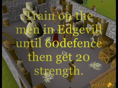 Osrs 30 defence pure guide
