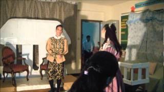 Oedipus Rex Musical Play