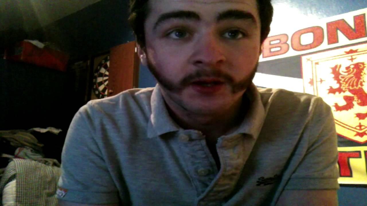 Movember Captain Prices Moustache Youtube