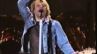 Bon Jovi - Peppermint Twist (Tokyo 2003)