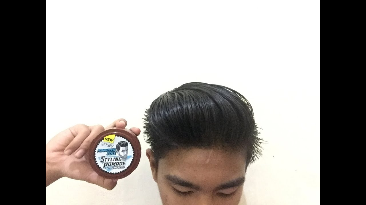 Supreme Hair Styling Review Pomade Indonesia Gatsby Styling Pomade  Supreme Hold .