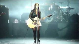 Hey Monday - Candles (Live in Jakarta, 14 May 2011)