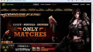 Crossfire Download Tutorial