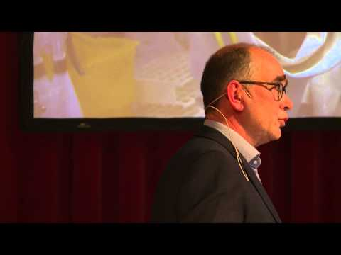 The Hospitainer story: Share- Trust - Care - Dare - Together | Rolof Mulder | TEDxApeldoorn