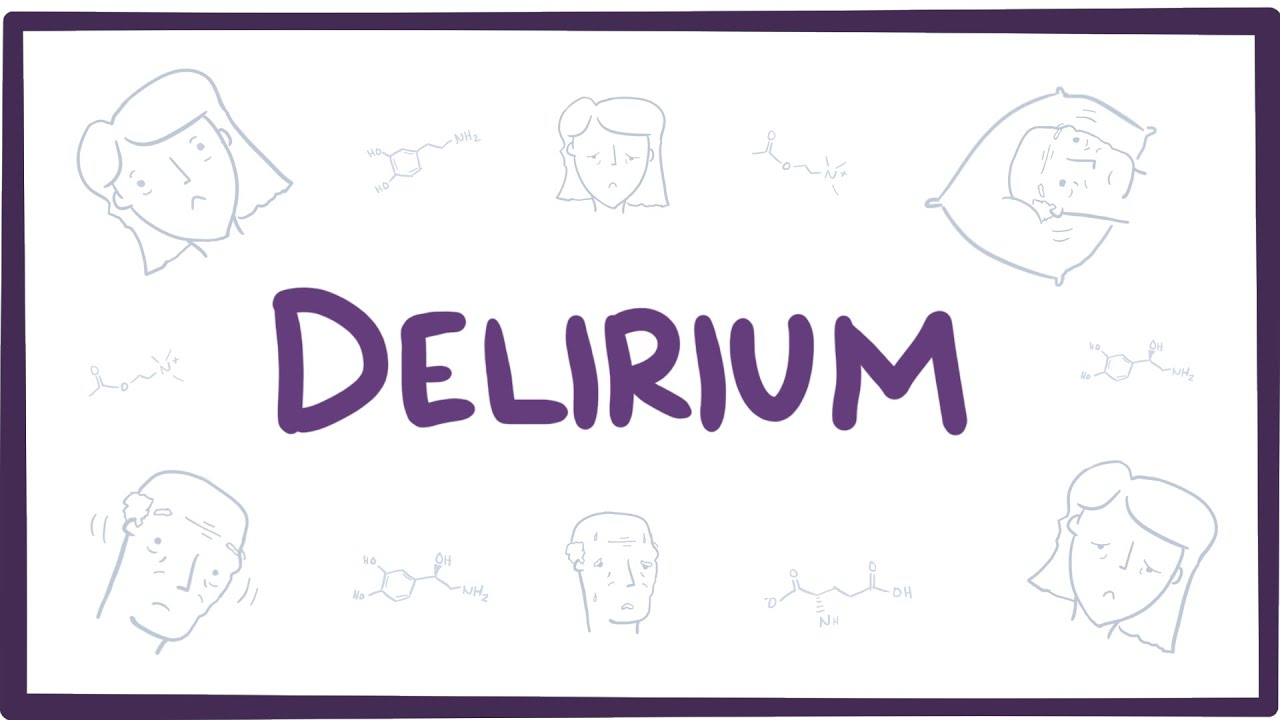 Delirium Nursing Diagnosis and Care Management - Nurseslabs