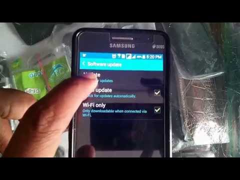 Samsung Galaxy Grand Prime Software Update- How to Check for OTA