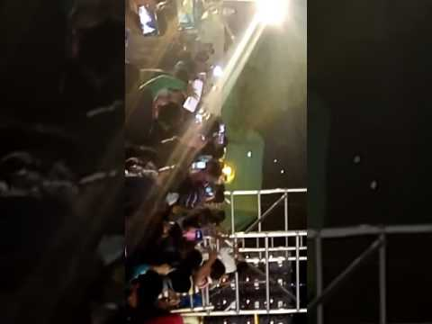Vijayprakash amazing entry in aj live concert silent shores mysore