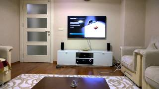 Harman Kardon AVR 270 automatic speaker set up