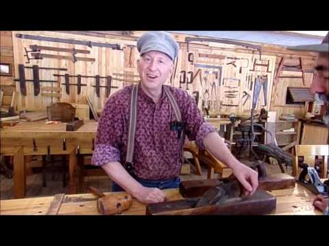 The care and feeding of antique tools : the American West Heritage Center