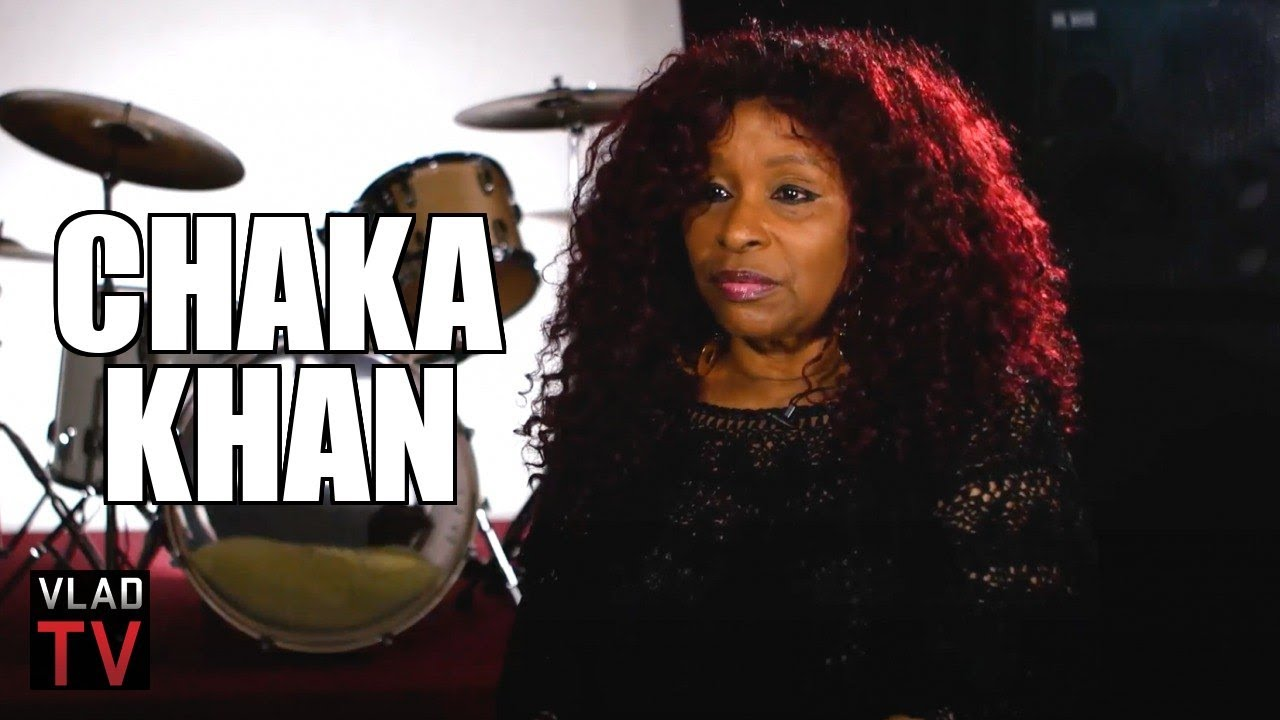 Chaka Khan Say's She Wouldn't Have Touched Rick James With Your CooCoo [VIDEO]