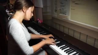 Cover Баста-Выпускной(Медлячок) на пианино