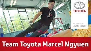 Weltmester Trifft - Marcel Ngyuen | Team Toyota