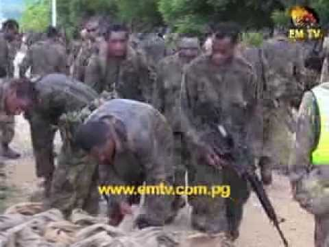 PNGDF New Recruits Pack March