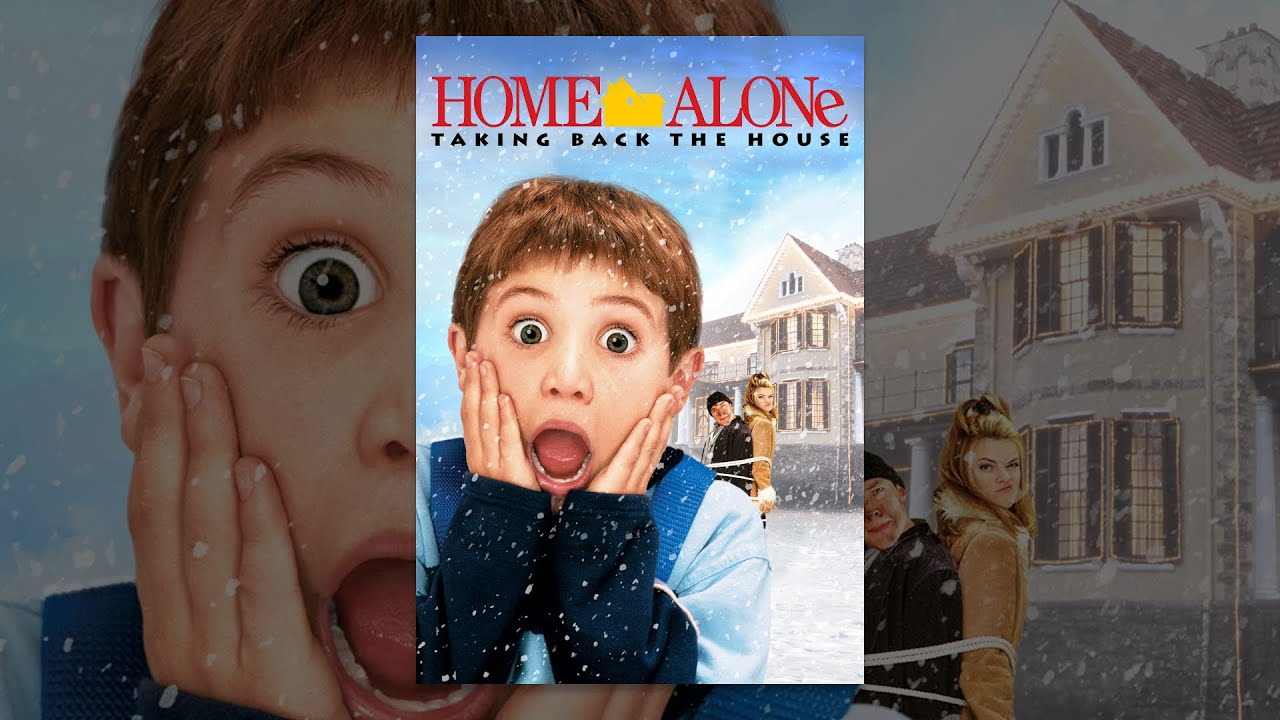 Home Alone: Taking Back the House - YouTube