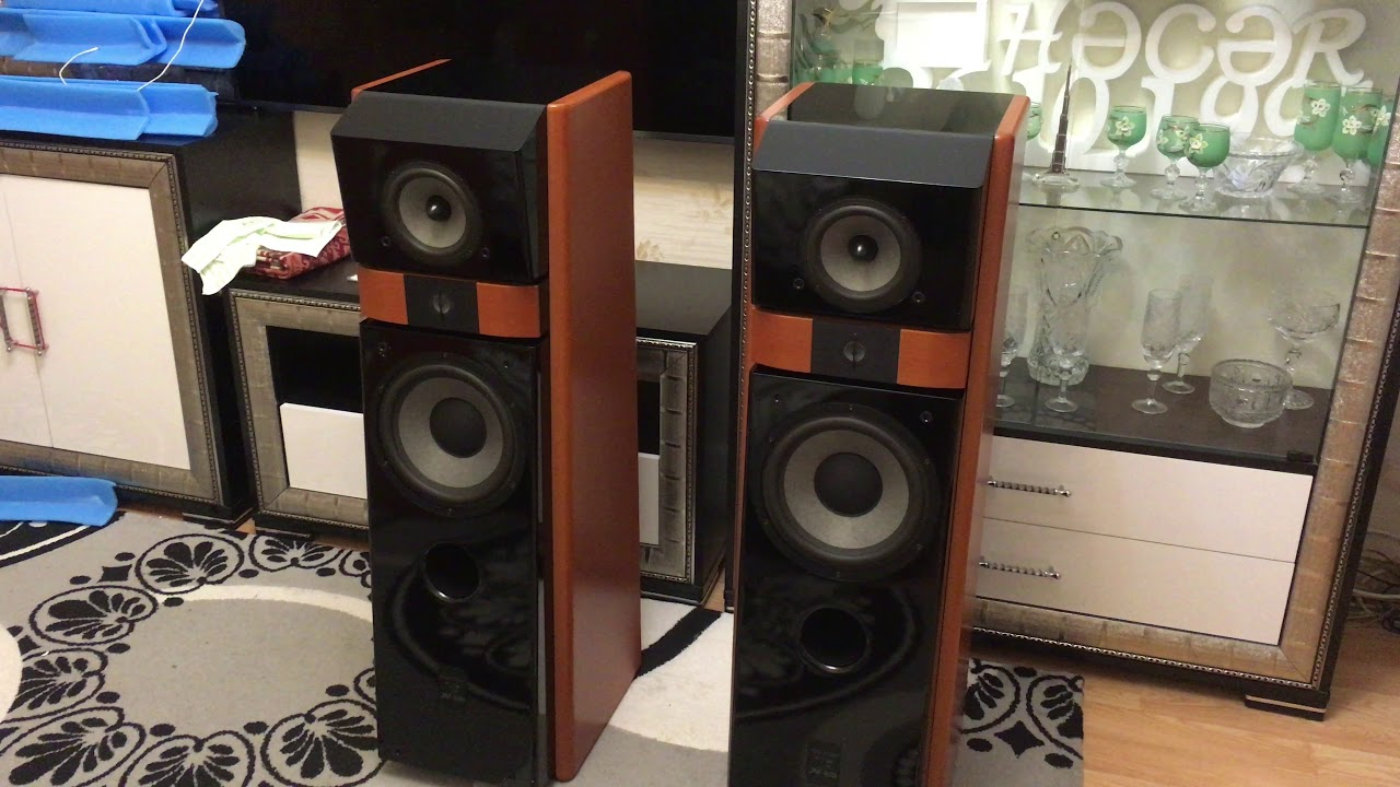 JmLab Focal Mezzo Utopia  Speakers