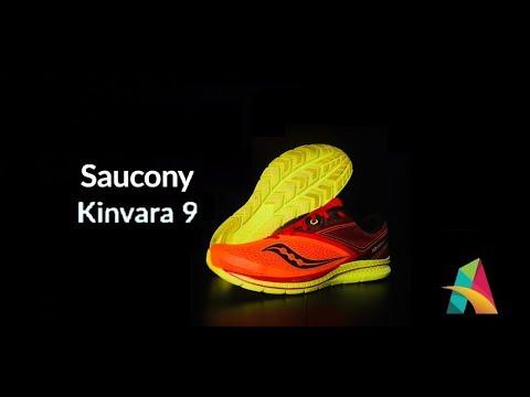 Saucony Kinvara 9 – Reseña de Activo Play