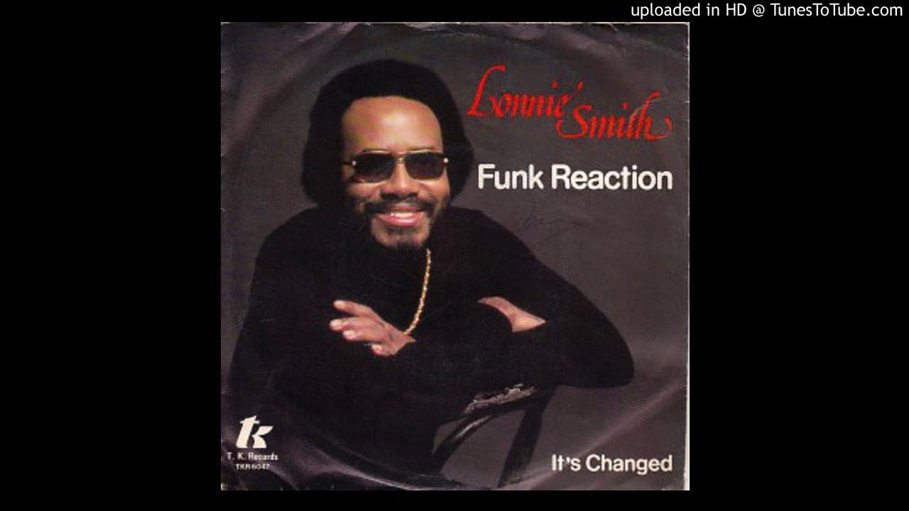 Lonnie Smith - Funk Reaction (edit)