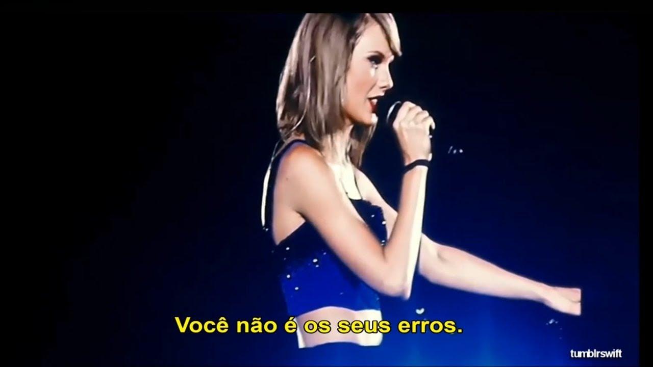 Taylor Swift Discurso Motivacional Tradução Legendado