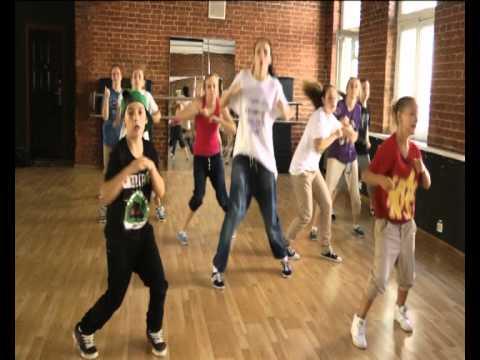 """Тренировка Hip-Hop """"lil W"""" FORMA (ведет Инна Иванова).avi"""
