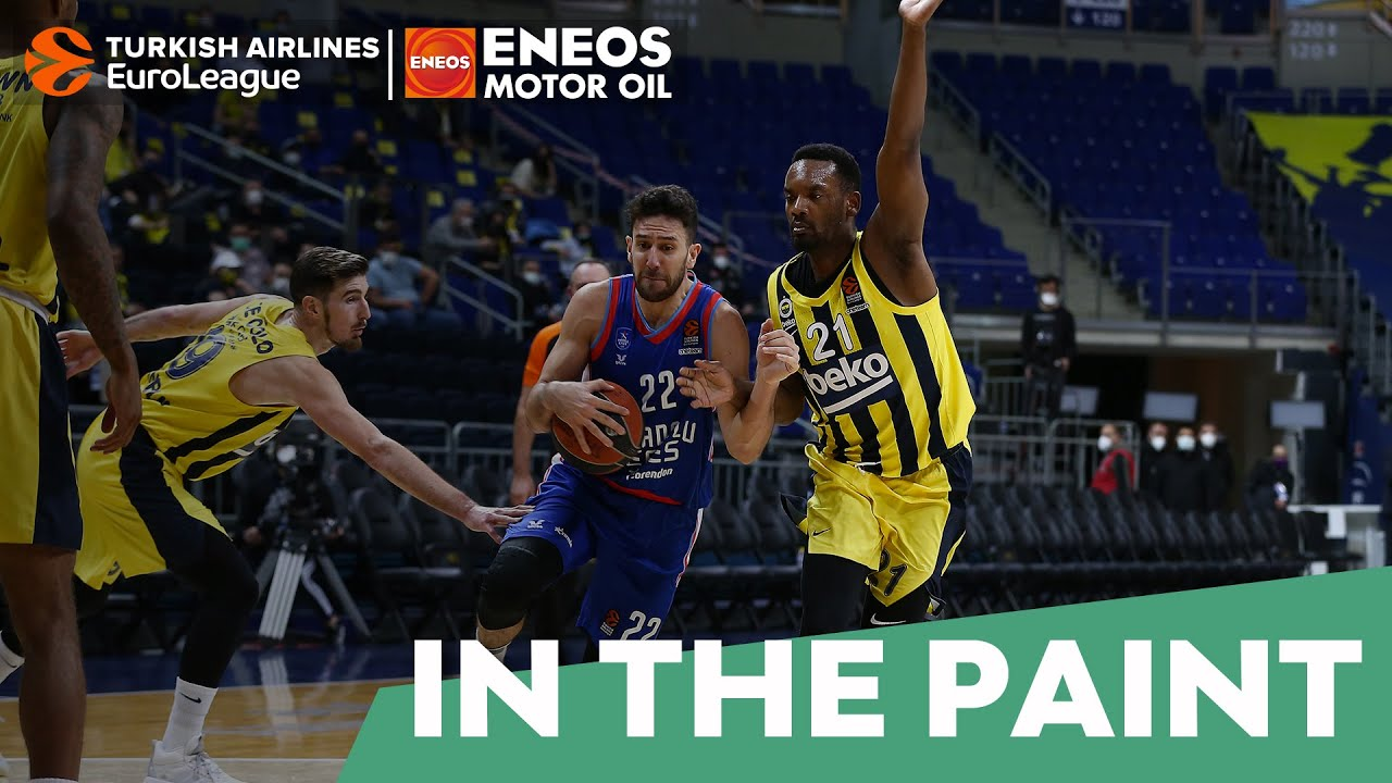 In the Paint - Efes dominates Istanbul derby
