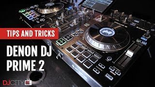 First Look: Denon DJ PRIME 2 | Tips and Tricks