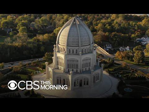 Behind the Bahá'í faith, one of the fastest growing religions