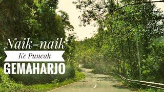 Tanjakan Curam Desa Gemaharjo Jalan Raya Pacitan ke Ponorogo