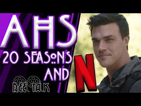 AHS Creator Teases 20 Seasons and Netflix Producing the Series!