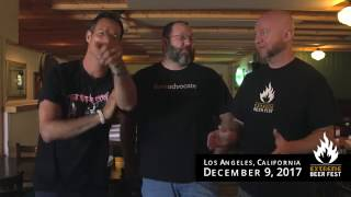 Extreme Beer Fest Cometh to Los Angeles in 2017