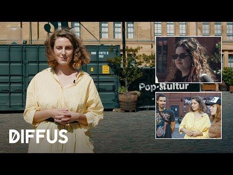 Unterwegs beim Pop-Kultur Festival 2019 mit Ilgen-Nur & Prada Meinhoff | DIFFUS