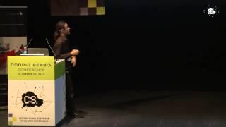 Coding Serbia 2014, Anton Sarov - Lets play all day