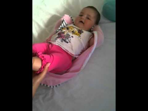 c6f218988 Love To Swaddle by Love To Dream - Simply a smarter swaddle - YouTube
