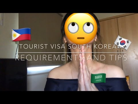 Korean 🇰🇷tourist Visa Requirements And Tips For Filipino 🇵🇭in Saudi Arabia