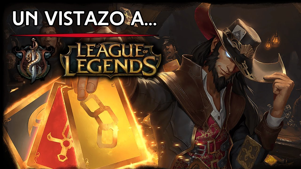 Vistazo a League of Legends en DnD 5th, módulo oficial (Esta roto, como siempre... RIOOT)