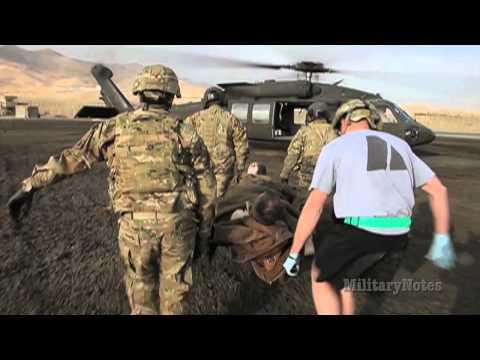 UH-60M MEDEVAC - 82nd Airborne CAB in Afghanistan