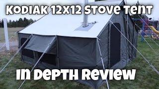 6170 Kodiak Lodge Stove Tent