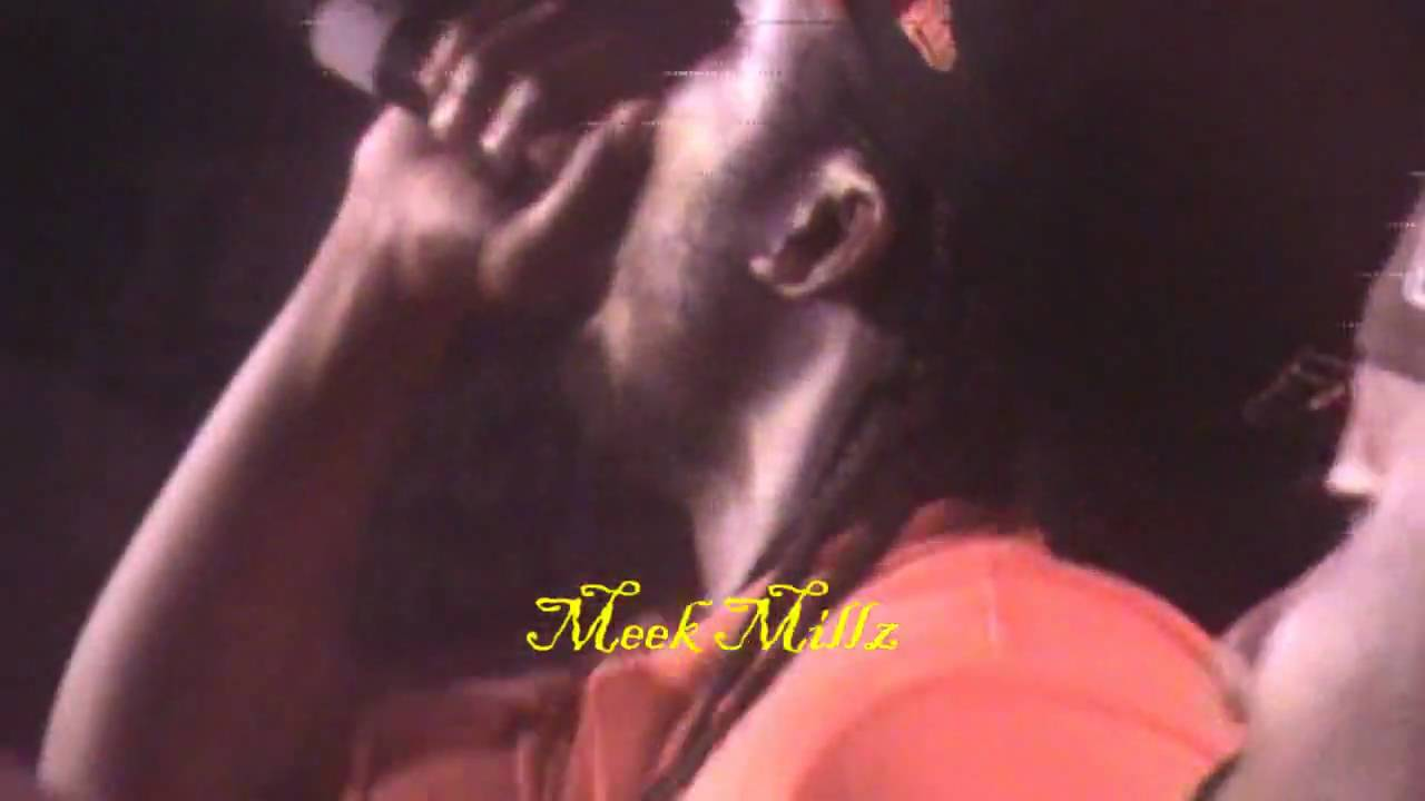Download Meek Millz Performs LIVE in Philly (The215Xperience)