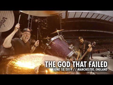 Смотреть клип Metallica - The God That Failed