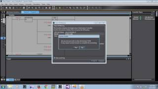 how to initialize omron s nj using sysmac studio
