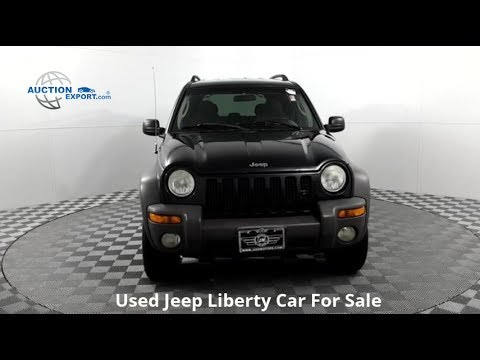 Used Jeep Liberty For Sale in USA, Worldwide Shipping