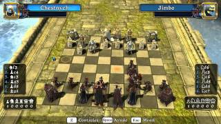 battle vs chees pc gameplay