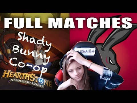 Twitch.TV Full Matches || Shady Bunny Co-op