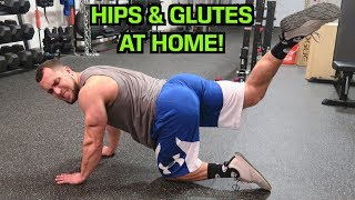 Intense 5 Minute At Home Hip & Glute Workout