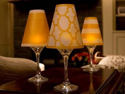 di Potter - Wine Glass Shades