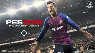 PES 2019 MOBILE UPDATE LIVE | PACK OPENING | LEGENDARY ACCOUNT