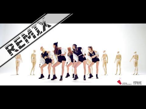 EXID (이엑스아이디) - Ah Yeah (아예) (First Nuclo Remix) 클럽리믹스 EDM