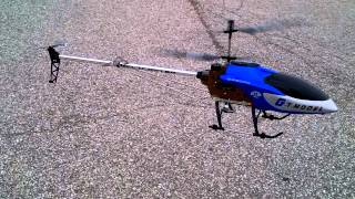 """Qs8006 133"""" helicopter"""