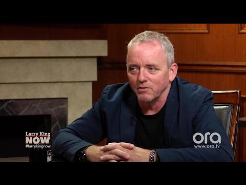 Dennis Lehane unveils the plot to his next novel | Larry King Now | Ora.TV
