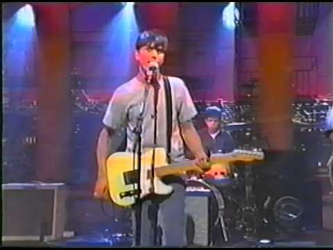 "Old 97's ""Nineteen"" Live on Letterman"